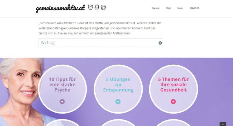 Website-gemeinsamaktiv-BetroffeneChronischKrank-Portal